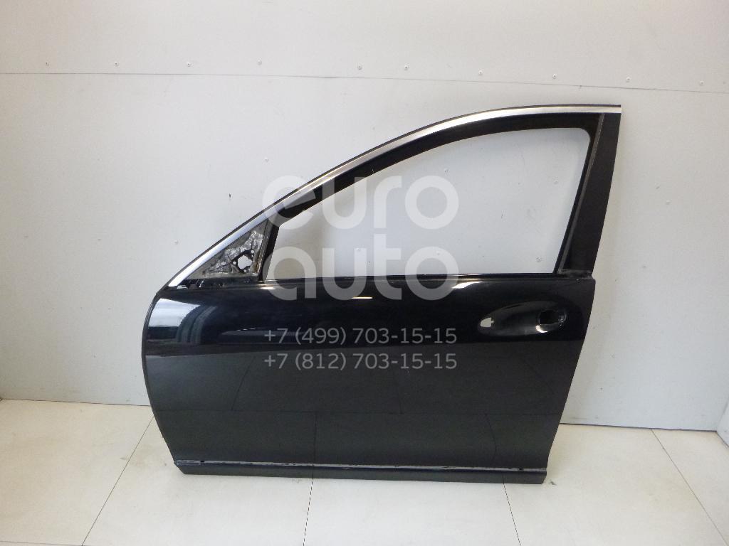 Дверь передняя левая Mercedes Benz W221 2005-2013; (2217200105)  - купить со скидкой