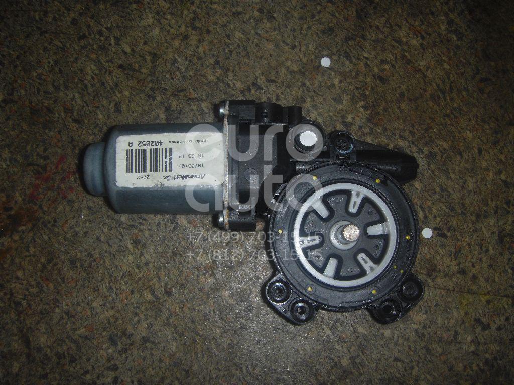 Моторчик стеклоподъемника для Nissan Qashqai (J10) 2006-2014 - Фото №1