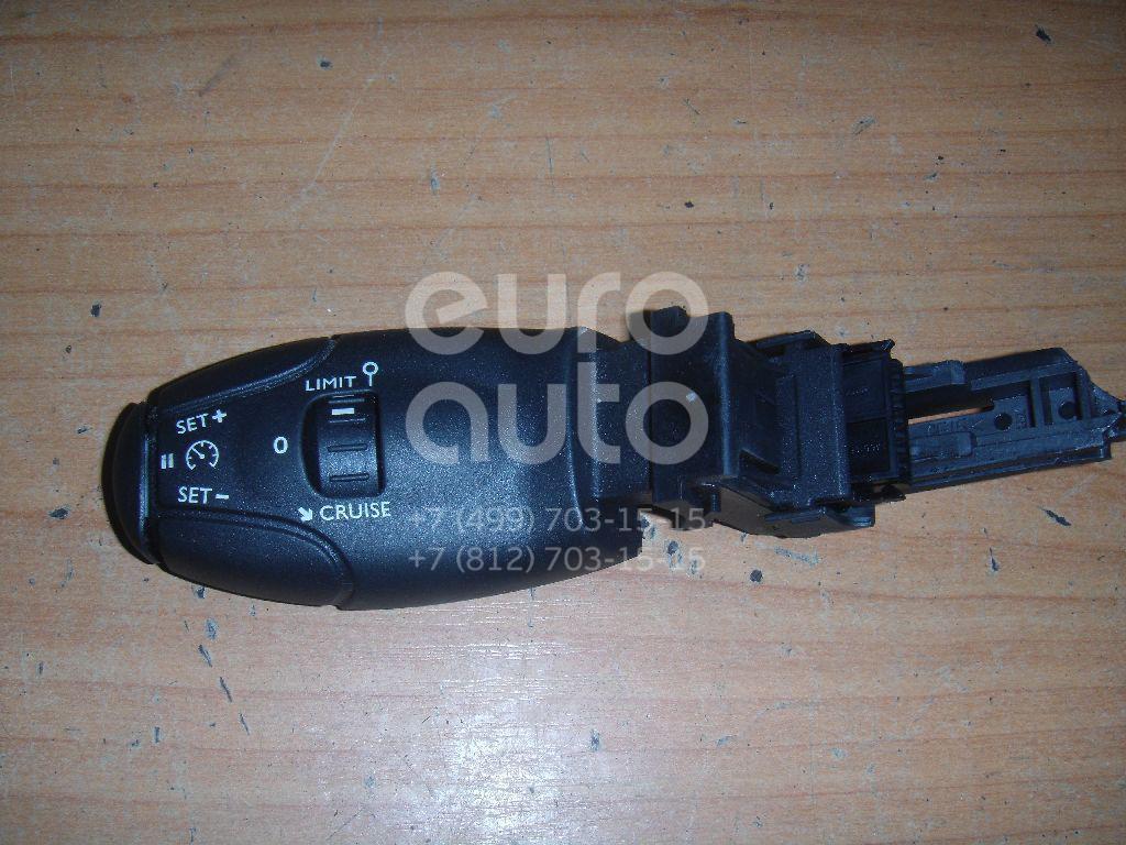 Переключатель подрулевой управления магнитолой для Citroen C3 2009> - Фото №1