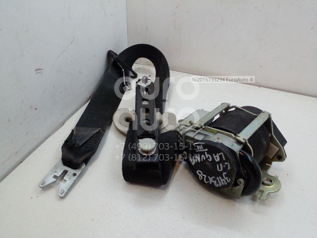 Ремень безопасности с пиропатроном для Renault Laguna III 2008-2015 - Фото №1