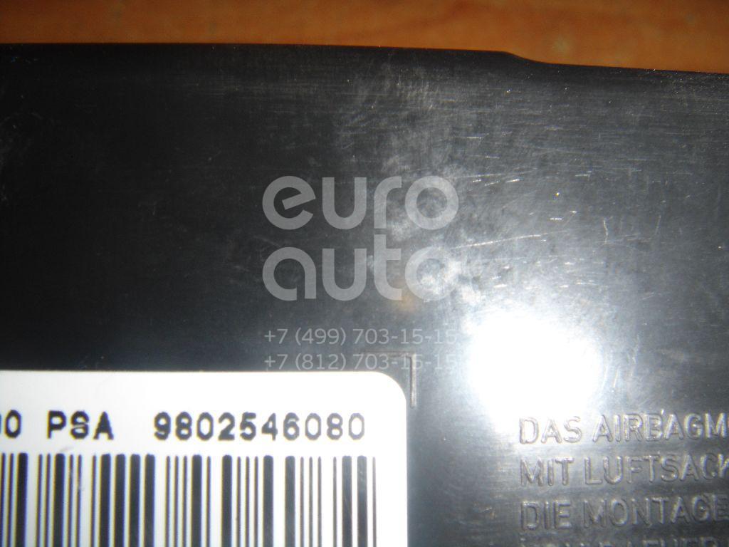 Подушка безопасности боковая (в сиденье) для Citroen C3 2009-2016 - Фото №1