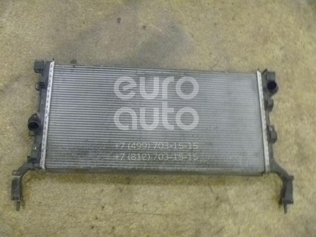 Радиатор основной для Renault Laguna III 2008-2015 - Фото №1