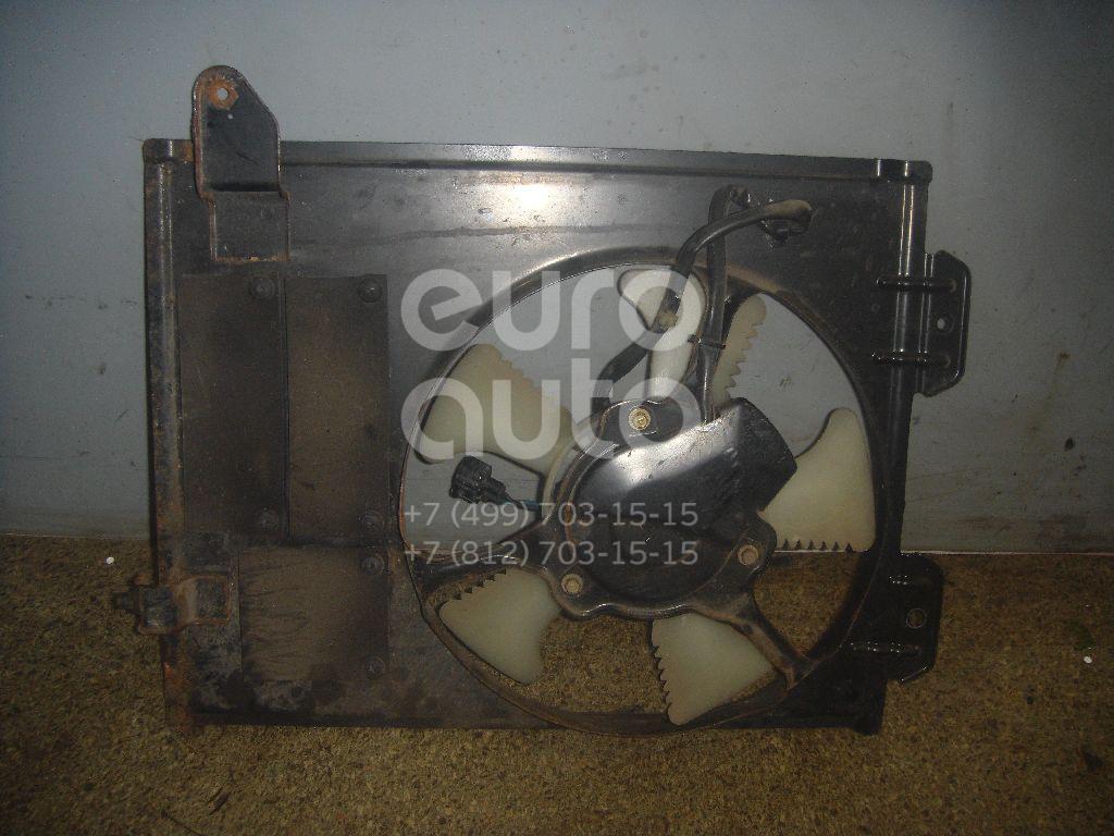 Вентилятор радиатора для Mitsubishi Outlander (CU) 2001-2008 - Фото №1