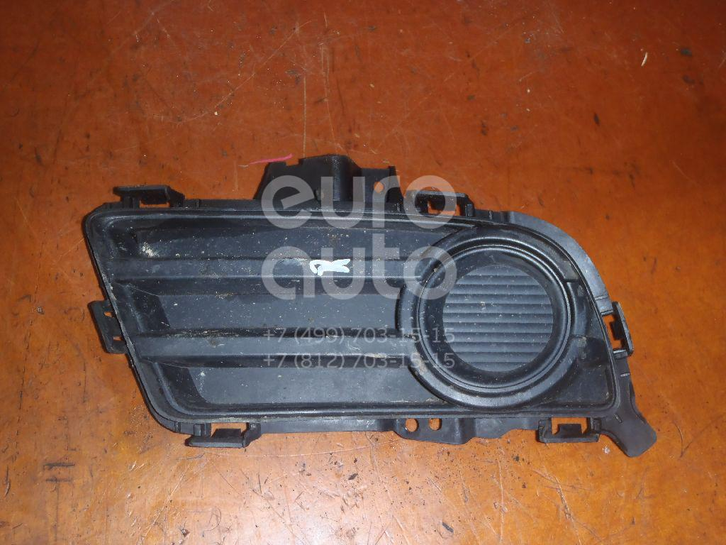 Решетка в бампер правая для Mazda Mazda 5 (CR) 2005-2010 - Фото №1