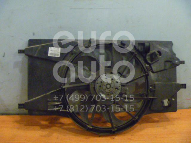 Вентилятор радиатора для Renault Laguna III 2008-2015 - Фото №1
