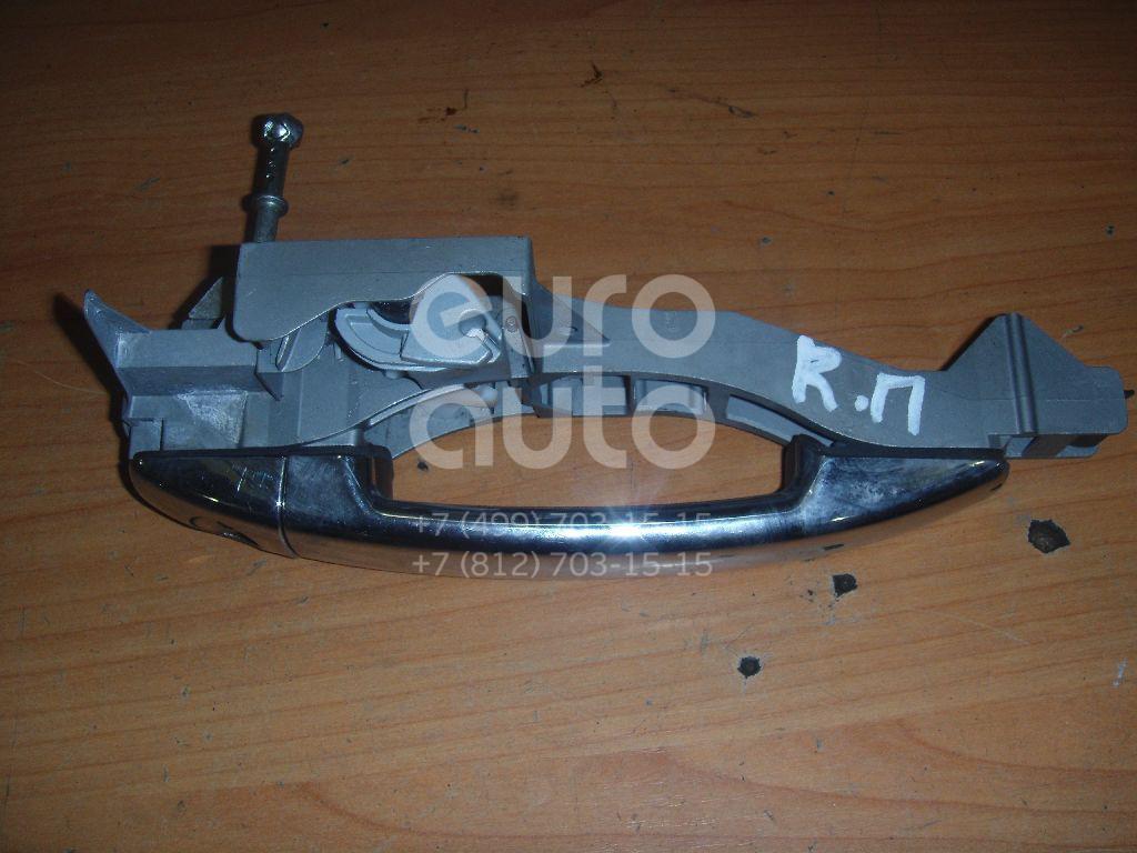 Ручка двери передней наружная правая для Citroen C3 2009> - Фото №1