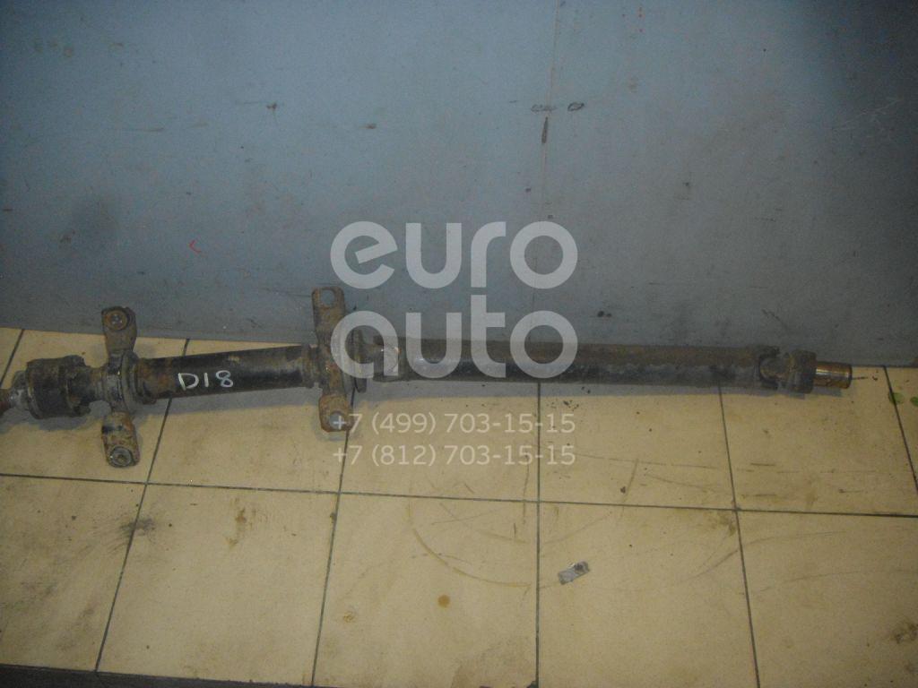 Вал карданный для Mitsubishi Outlander (CU) 2003-2009 - Фото №1