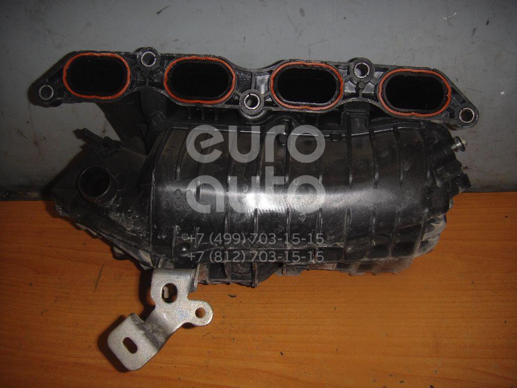 Коллектор впускной для Citroen,Peugeot C3 2009-2016;C4 2005-2011;207 2006-2013;307 2001-2008;308 I 2007-2015;C4 Grand Picasso 2006-2014;Partner Tepee(B9) 2008>;3008 2010>;Berlingo (NEW) (B9) 2008>;C4 II 2011>;DS4 2011-2015;DS3 2009-2015 - Фото №1