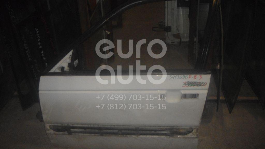 Дверь передняя левая для VW Passat [B3] 1988-1993 - Фото №1