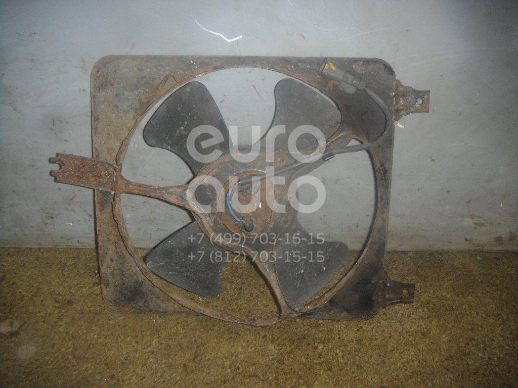 Вентилятор радиатора для Honda Accord VI 1998-2002 - Фото №1