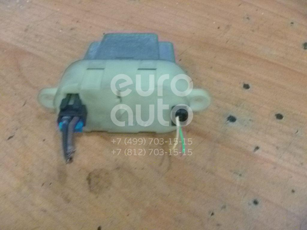 Резистор отопителя для Renault Laguna III 2008-2015 - Фото №1