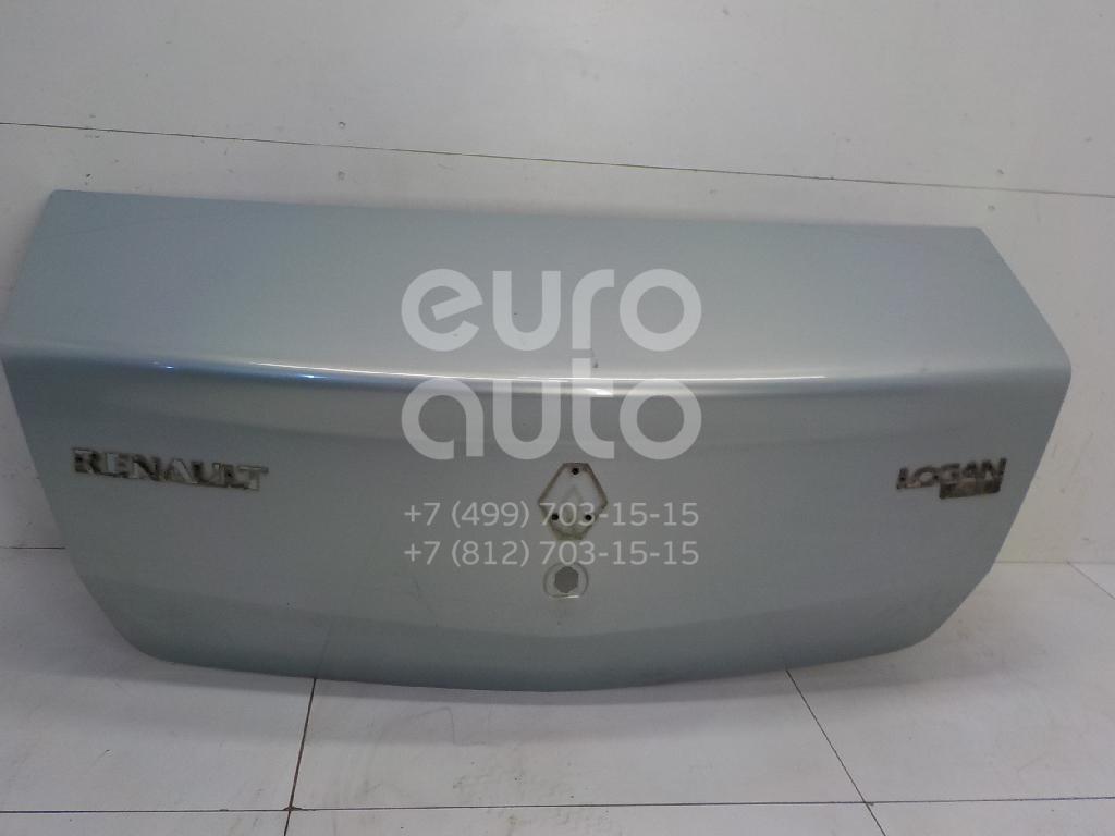 Купить Крышка багажника Renault Logan 2005-2014; (6001551125)