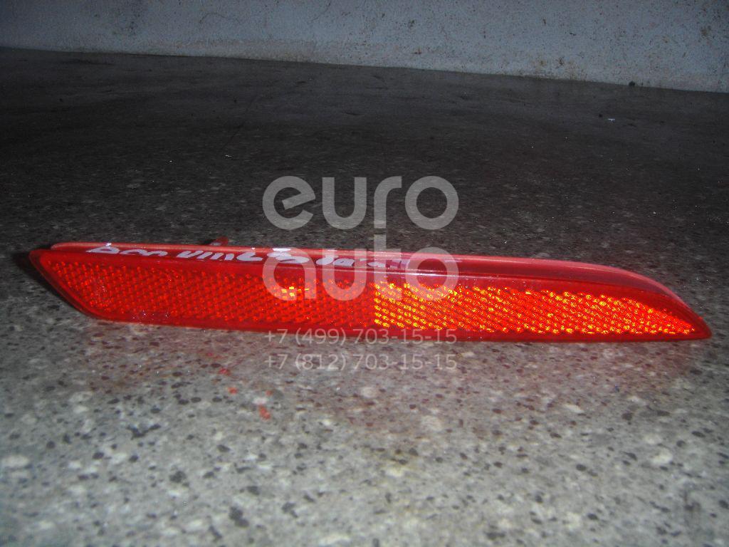 Отражатель в бампер задний правый для Honda Accord VIII 2008-2013 - Фото №1