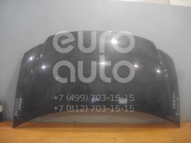 Капот для Chrysler Voyager/Caravan (RG/RS) 2000-2008 - Фото №1