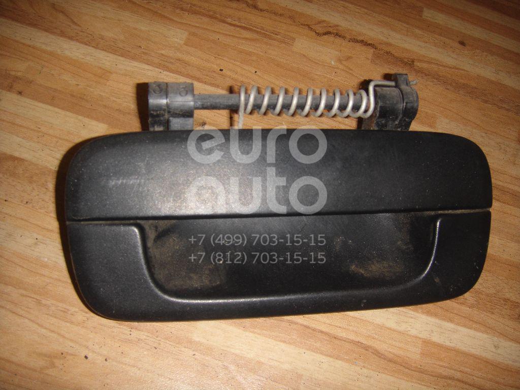 Ручка двери задней наружная правая для Peugeot 406 1999-2004 - Фото №1