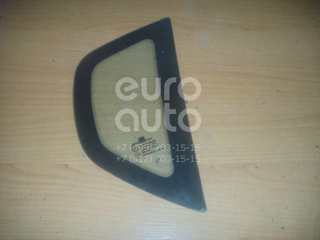 Стекло кузовное глухое правое для Chevrolet Aveo (T250) 2005-2011 - Фото №1