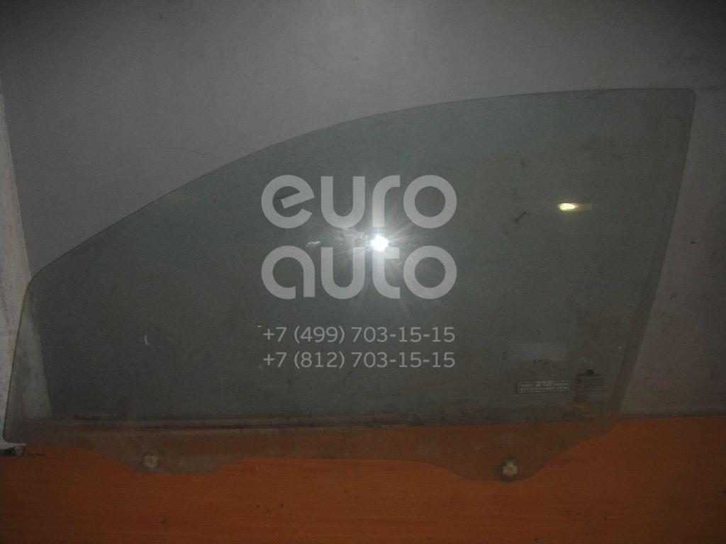Стекло двери передней левой для Chevrolet Aveo (T250) 2005-2011;Aveo (T200) 2003-2008 - Фото №1