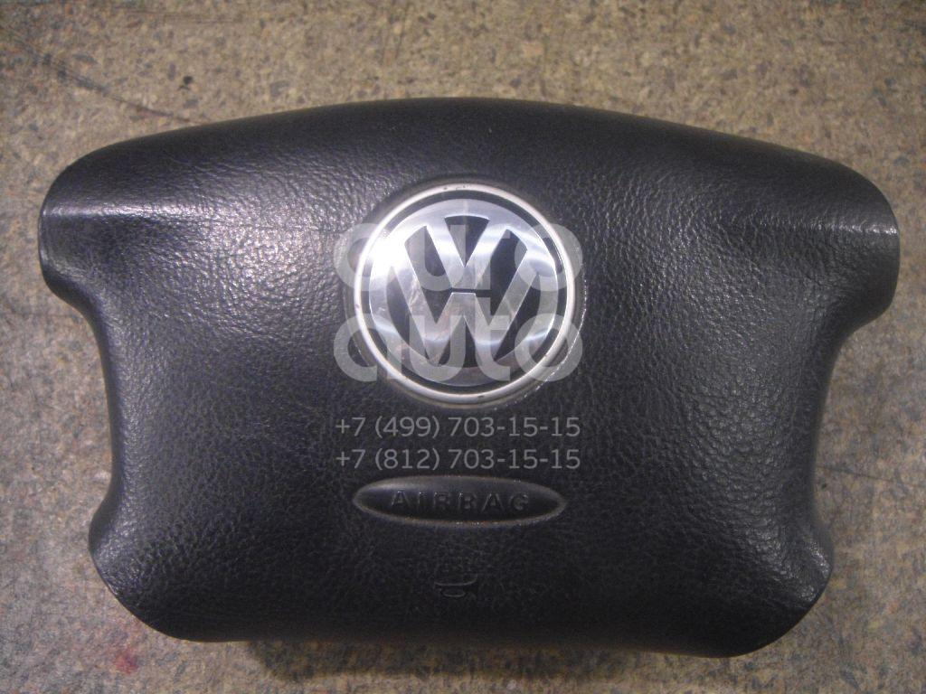 Подушка безопасности в рулевое колесо для VW Sharan 2000-2006;Golf IV/Bora 1997-2005;Sharan 2006-2010 - Фото №1