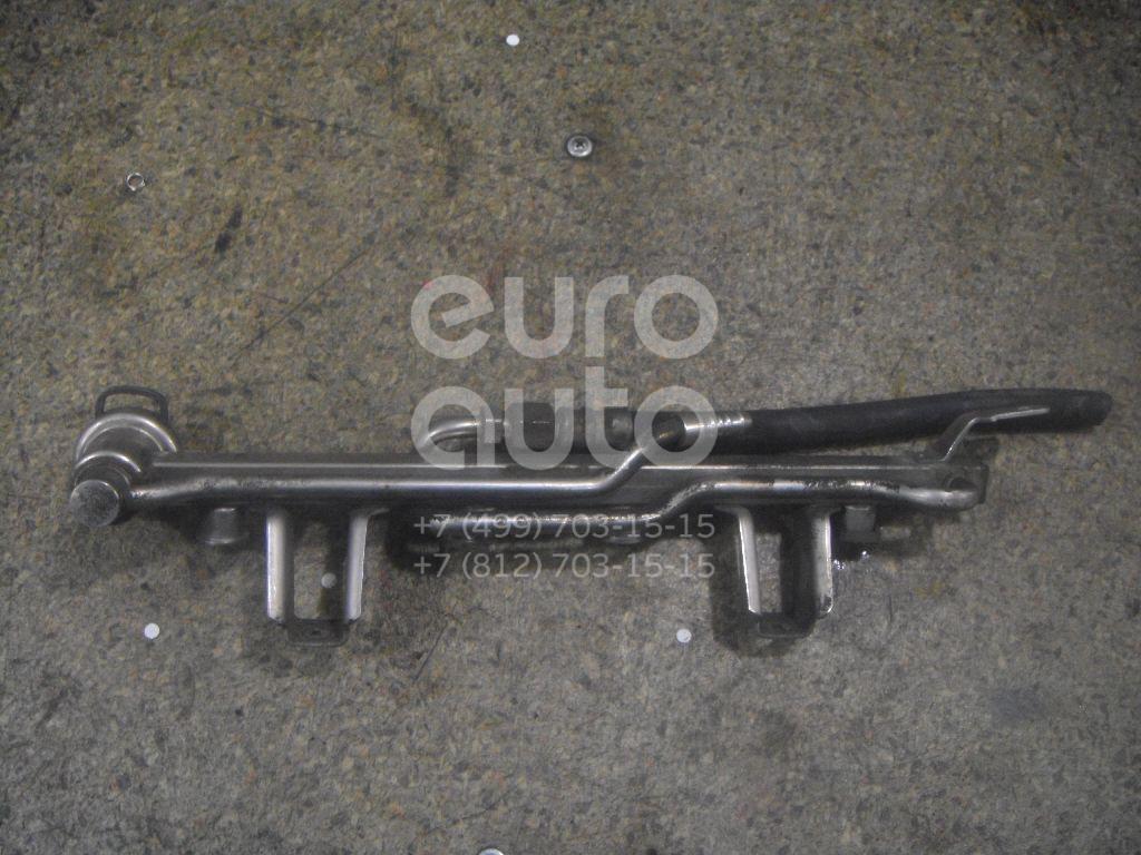 Рейка топливная (рампа) для VW,Audi,Skoda Passat [B5] 1996-2000;A4 [B5] 1994-2001;A4 [B6] 2000-2004;Passat [B5] 2000-2005;A4 [B7] 2005-2007;Superb 2008-2015 - Фото №1