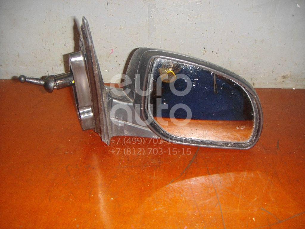 Зеркало правое механическое для Hyundai i20 2008> - Фото №1