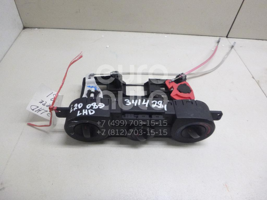 Блок управления отопителем для Hyundai i20 2008-2014 - Фото №1