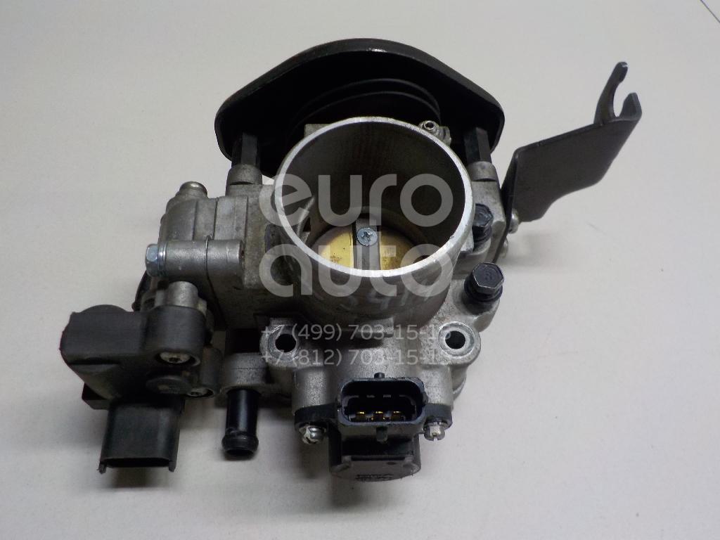 Заслонка дроссельная механическая для Hyundai i20 2008> - Фото №1