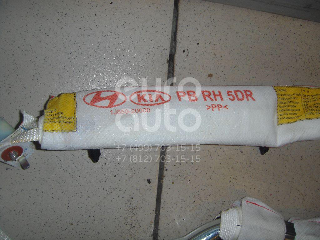 Подушка безопасности боковая (шторка) для Hyundai i20 2008> - Фото №1