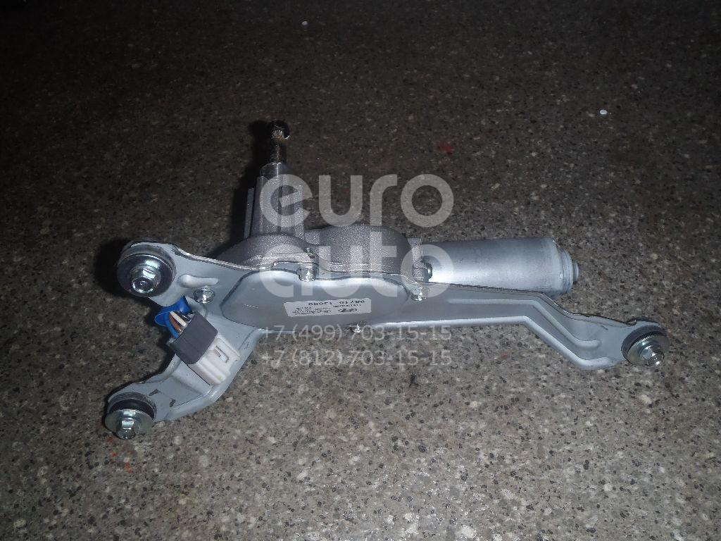 Моторчик стеклоочистителя задний для Hyundai i20 2008-2014 - Фото №1