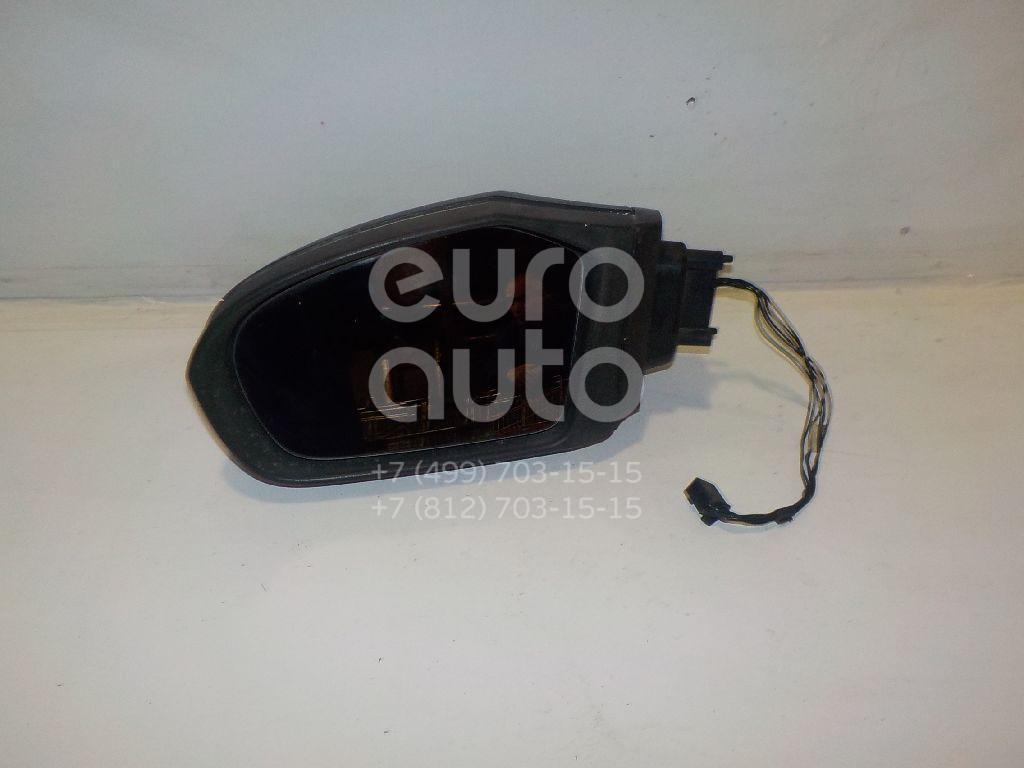 Зеркало левое электрическое для Mercedes Benz W245 B-klasse 2005-2011 - Фото №1