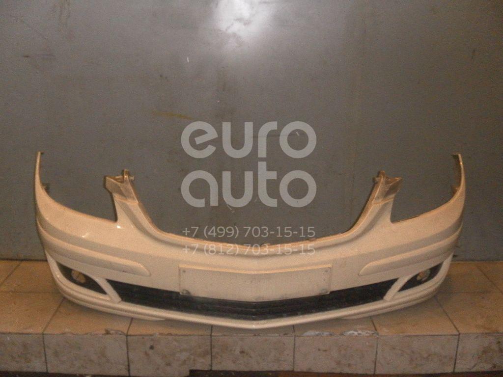 Бампер передний для Mercedes Benz W245 B-klasse 2005-2012 - Фото №1