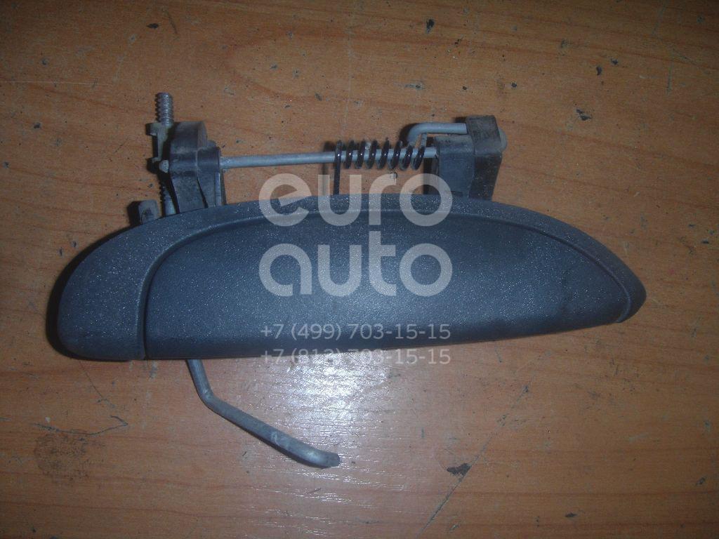 Ручка двери наружная правая для Renault Scenic 1999-2002 - Фото №1