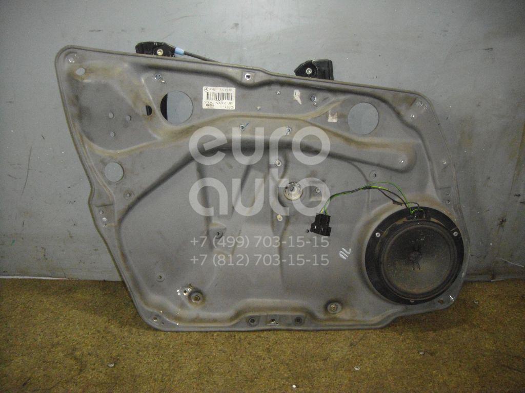 Стеклоподъемник электр. передний левый для Mercedes Benz W245 B-klasse 2005-2012;A140/160 W169 2004-2012 - Фото №1