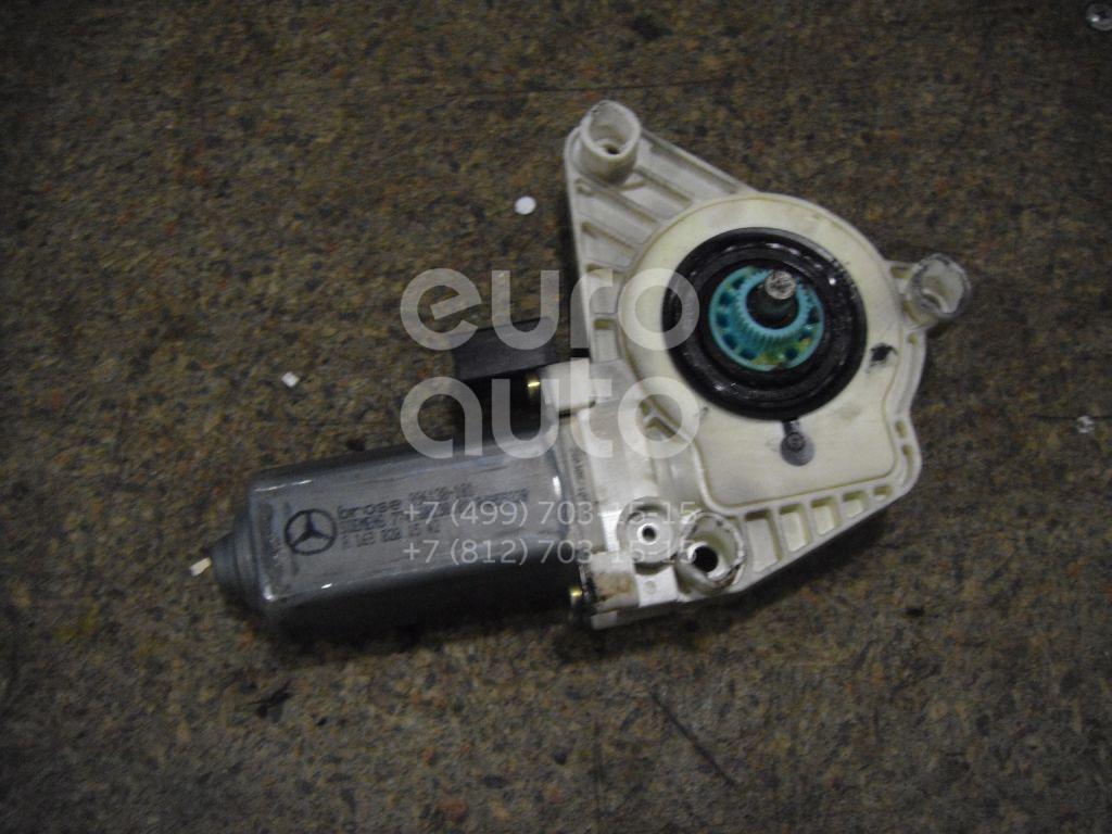 Моторчик стеклоподъемника для Mercedes Benz W245 B-klasse 2005-2012;A140/160 W169 2004-2012 - Фото №1