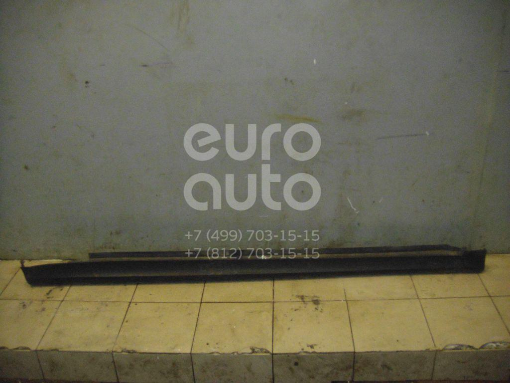 Накладка на порог (наружная) для Mercedes Benz W245 B-klasse 2005-2011 - Фото №1