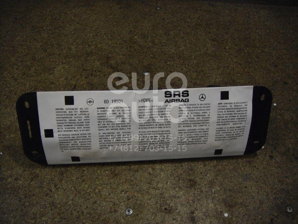 Подушка безопасности пассажирская (в торпедо) для Mercedes Benz W245 B-klasse 2005-2012;A140/160 W169 2004-2012 - Фото №1