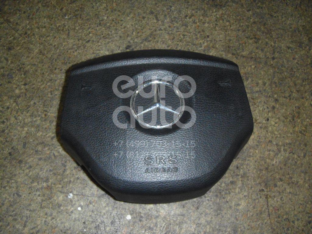 Подушка безопасности в рулевое колесо для Mercedes Benz W245 B-klasse 2005-2012 - Фото №1
