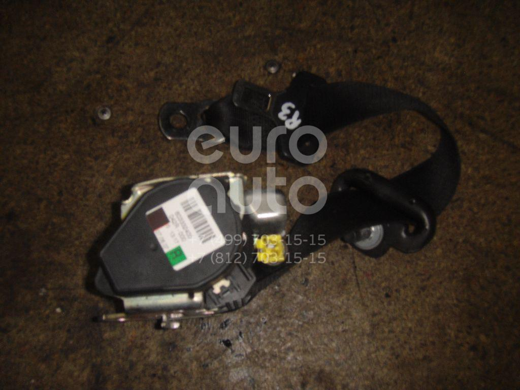 Ремень безопасности с пиропатроном для Mercedes Benz W245 B-klasse 2005-2012;A140/160 W169 2004-2012 - Фото №1