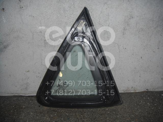 Стекло кузовное глухое левое для Hyundai i30 2007-2012 - Фото №1