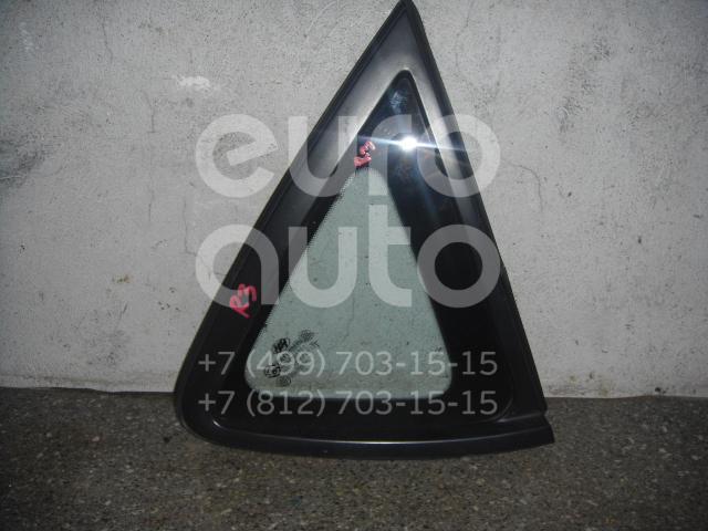 Стекло кузовное глухое правое для Hyundai i30 2007-2012 - Фото №1
