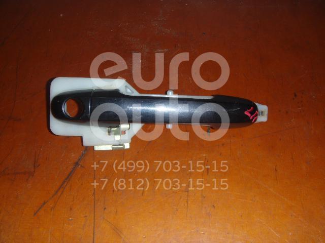 Ручка двери передней наружная левая для Hyundai i30 2007-2012 - Фото №1