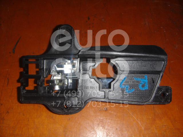 Ручка двери задней внутренняя правая для Hyundai i30 2007-2012 - Фото №1