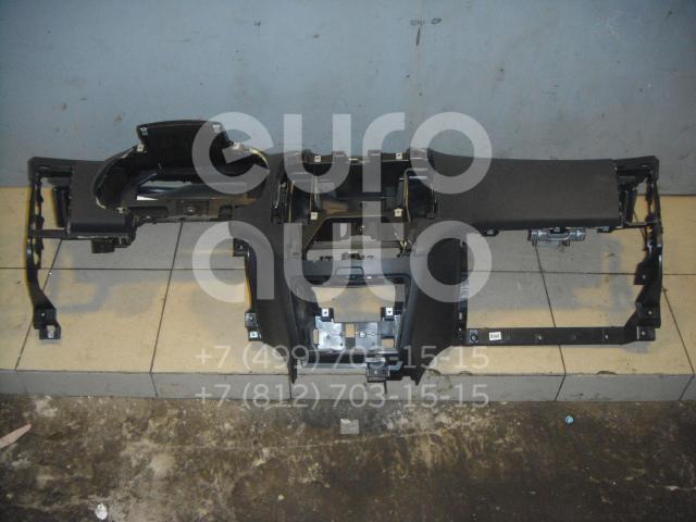 Торпедо для Hyundai i30 2007-2012 - Фото №1