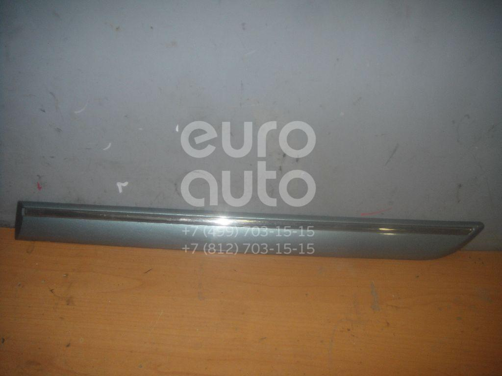 Молдинг задней левой двери для Mercedes Benz A140/160 W169 2004-2012 - Фото №1