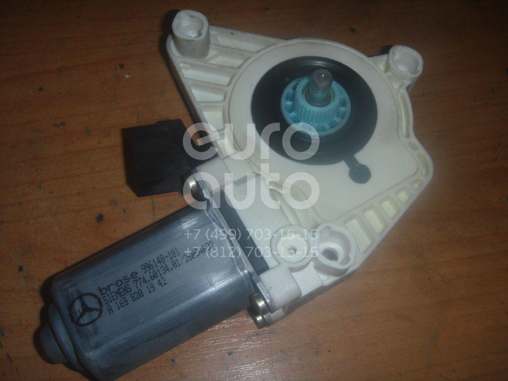 Моторчик стеклоподъемника для Mercedes Benz A140/160 W169 2004-2012;W245 B-klasse 2005-2011 - Фото №1