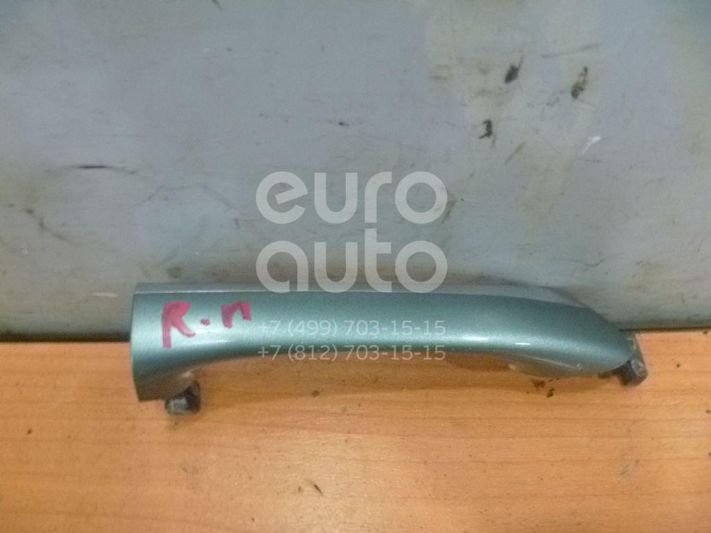 Ручка двери наружная для Mercedes Benz A140/160 W169 2004-2012;W245 B-klasse 2005-2011 - Фото №1