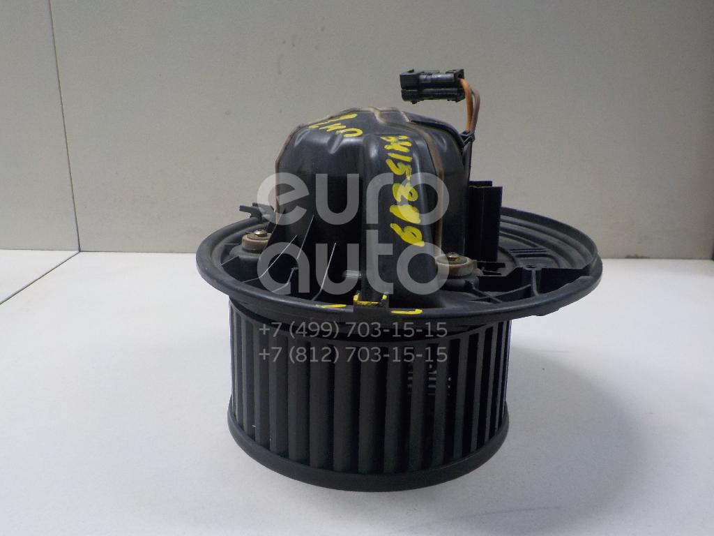 Моторчик отопителя для Mercedes Benz A140/160 W169 2004-2012 - Фото №1