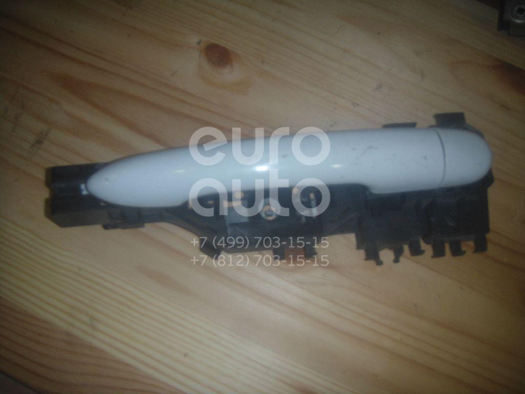 Ручка двери наружная для Renault Megane II 2003-2009;Scenic II 2003-2009 - Фото №1