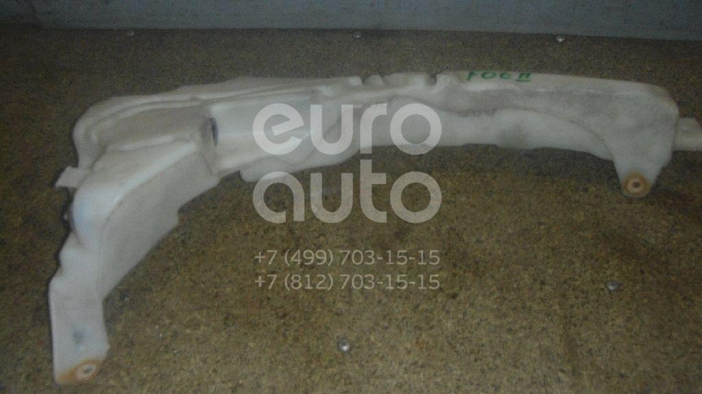 Бачок омывателя лобового стекла для Ford Focus II 2008-2011;Focus II 2005-2008 - Фото №1