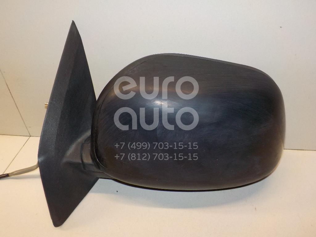 Зеркало левое электрическое для Mitsubishi Outlander XL (CW) 2006-2012 - Фото №1