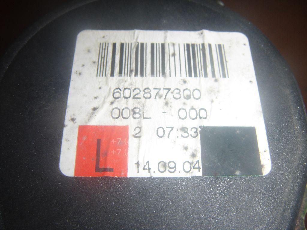 Ремень безопасности с пиропатроном для Mercedes Benz A140/160 W169 2004-2012;W245 B-klasse 2005-2011 - Фото №1